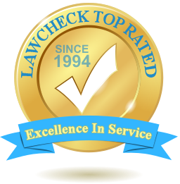 Lawchek Top Placement Seal